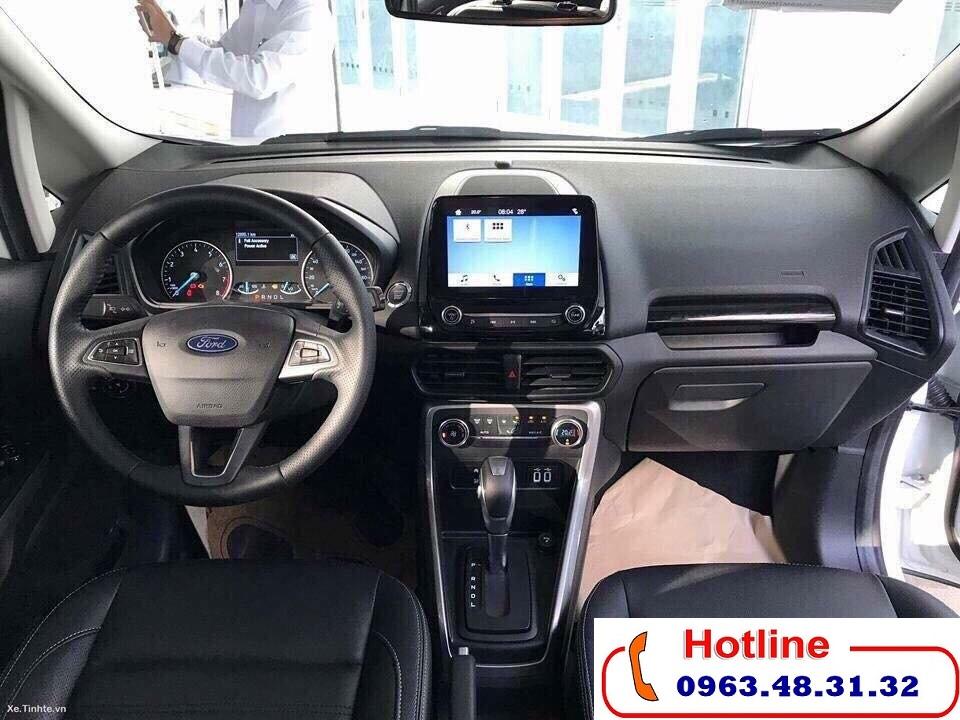 An Đô Ford - Bán Ford Ecosport Titanium Màu Ghi Xam, Giá xe thương lượng tại Lào Cai