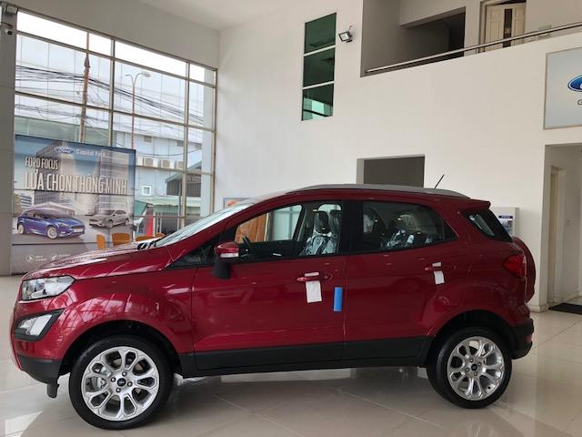 Ford Hải Dương bán xe Ford Ecosport Trend số tự động, đủ màu, trả góp, giao xe tại Hải Dương. LH: 0902212698
