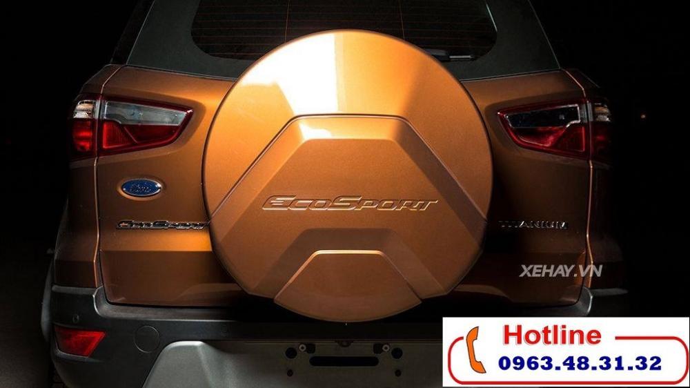 Bán xe Ford Ecosport Titanium đời 2018, đủ màu, hỗ trợ trả góp, đăng ký, đăng kiểm, giá thương lượng