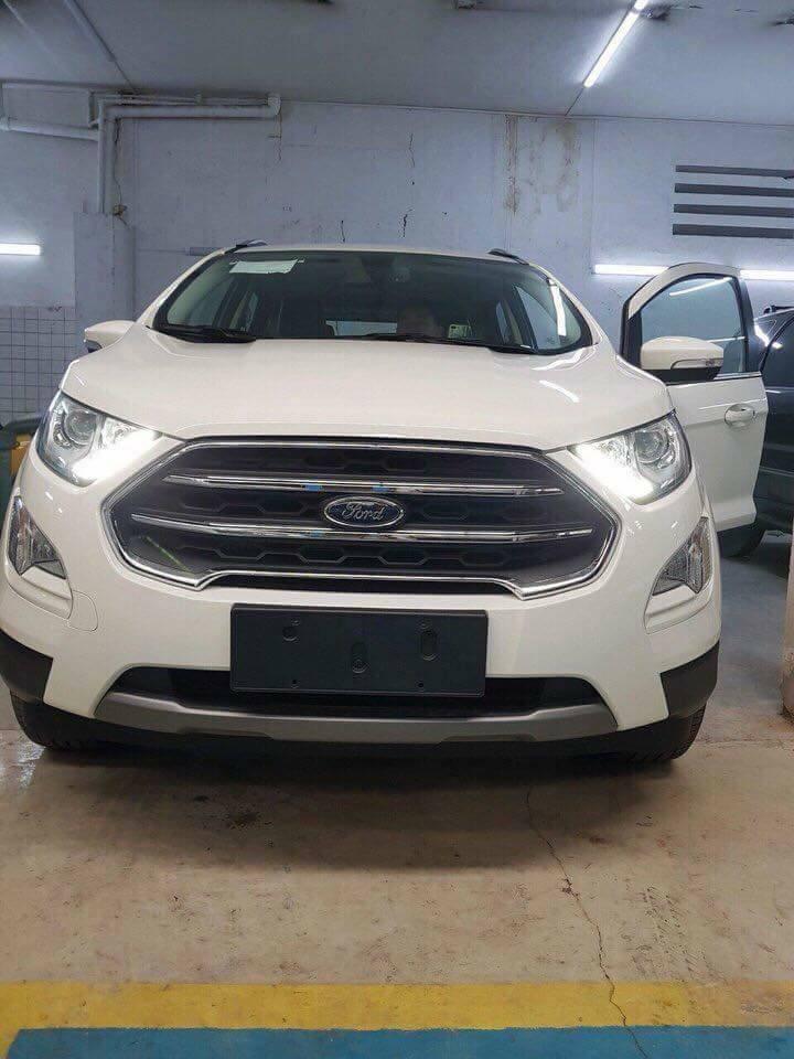 Chỉ với 230 Tr dắt ngay Ford Ecosport mới về nhà - LH: Hoàng - Ford Đà Nẵng 0901.979.357
