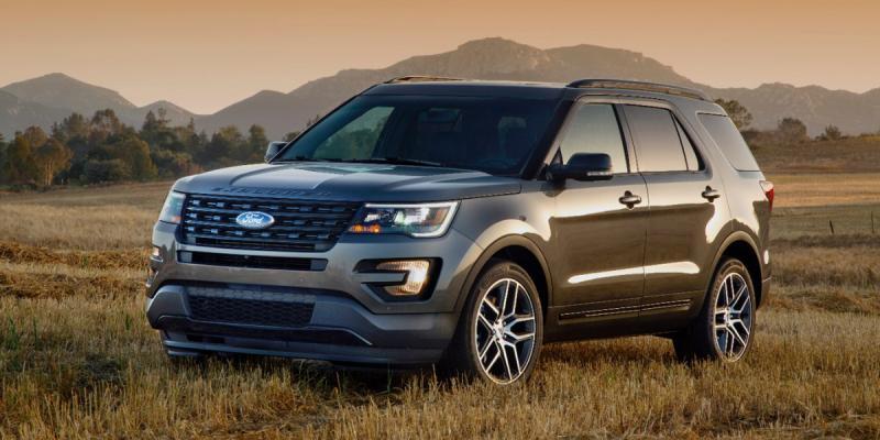 Bán xe Ford Explorer 2019 nhiều màu hỗ trợ giao ngay liên hệ: 0935.389.404 Hoàng Ford Đà Nẵng