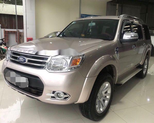 Cần bán Ford Everest 4x2 MT sản xuất năm 2015, giá chỉ 675 triệu