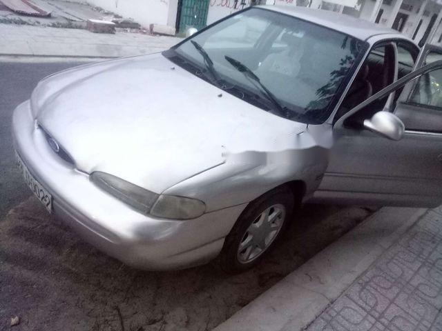 Bán lại xe Ford Contour đời 1996, màu bạc, nhập khẩu