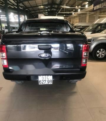 Bán Ford Ranger XL 4x4 MT sản xuất năm 2015, màu đen