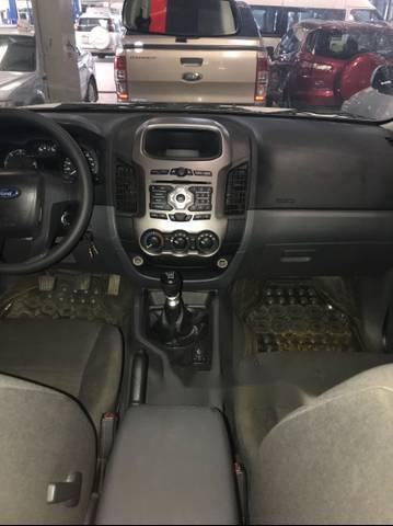 Bán Ford Ranger XL 4x4 MT đời 2015, màu trắng