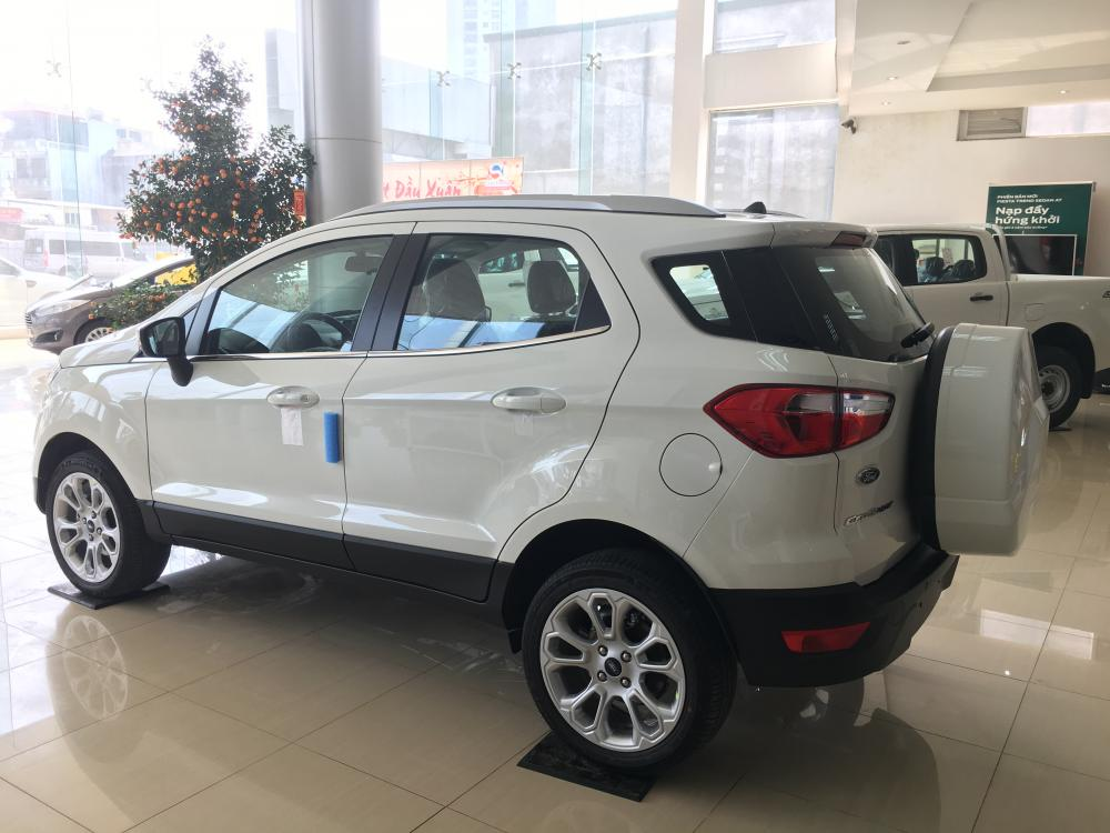Cần bán lại xe Ford Ecosport sản xuất 2018, nhập khẩu chính hãng, giá chỉ từ 525 triệu