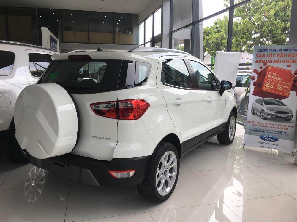 Bán Ford EcoSport Trend 2018 đủ màu giao ngay Mr Tân 0936810070