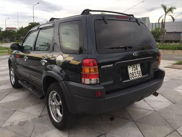 Chính chủ bán Ford Escape XLT năm sản xuất 2003, màu đen