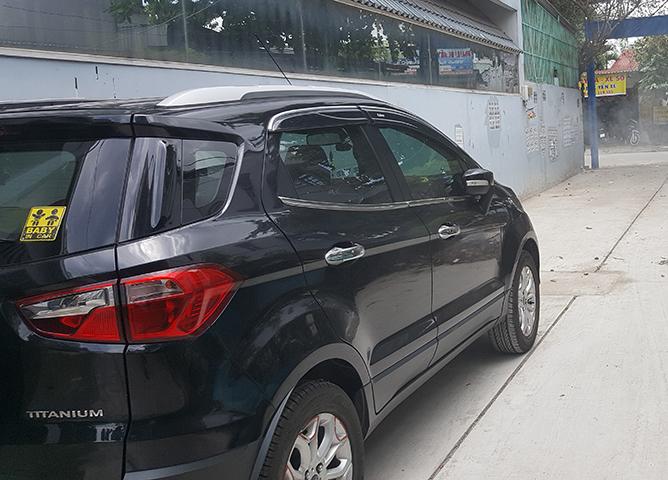 Cần bán xe Ford Escort năm 2016, màu đen, giá chỉ 545 triệu