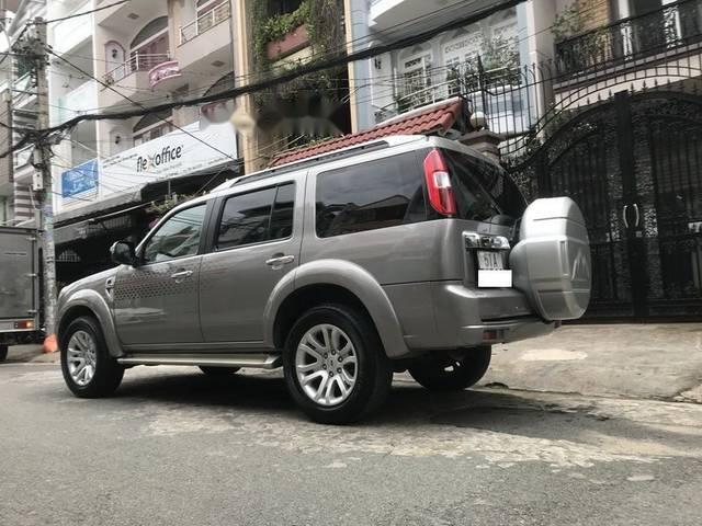Cần bán Ford Everest Limited đời 2014, màu xám