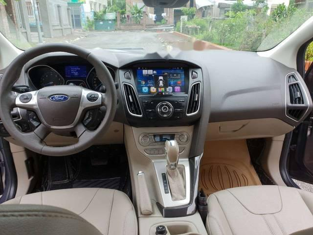 Bán Ford Focus 2.0 Titanium năm 2013, màu nâu, giá 529tr