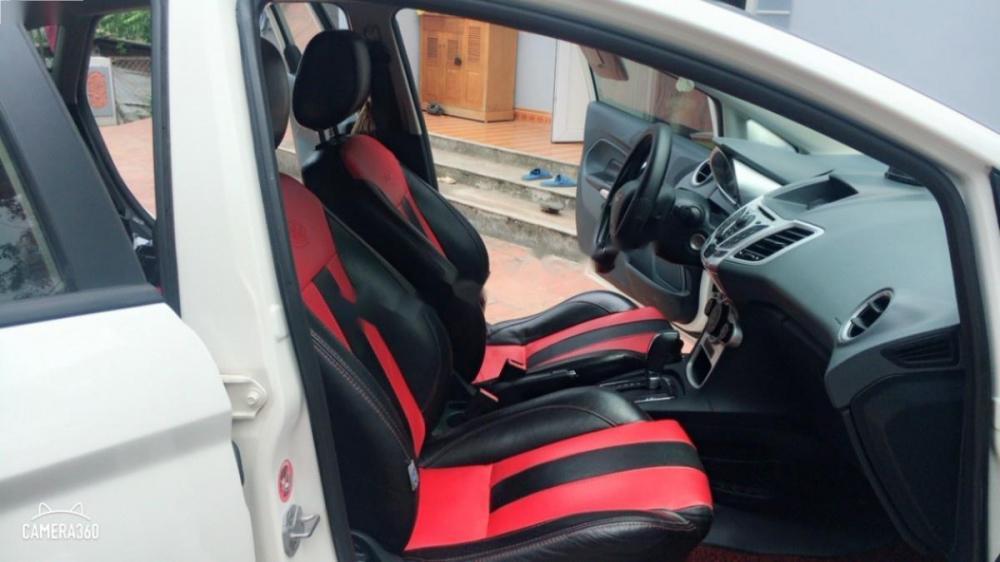 Bán Ford Fiesta S 1.6 AT đời 2012, màu trắng