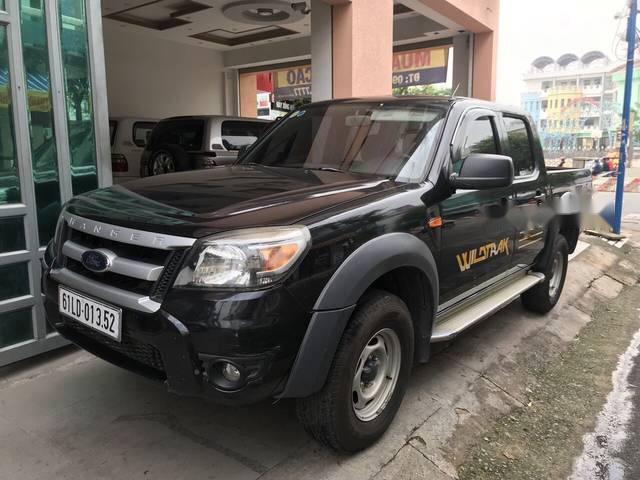 Cần bán lại xe Ford Ranger 2011, màu đen