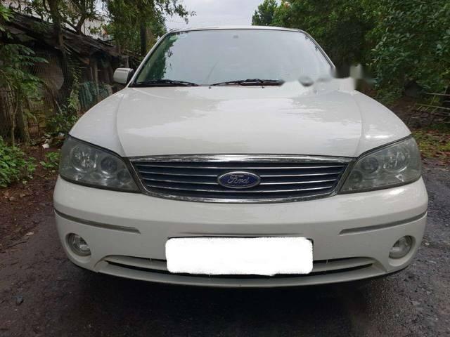 Bán Ford Laser 1.8AT sản xuất 2003, màu trắng
