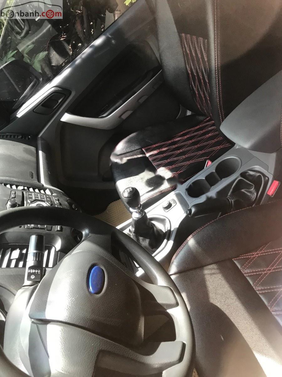 Cần bán Ford Ranger 4x4 đời 2014, màu xám, xe nhập giá cạnh tranh