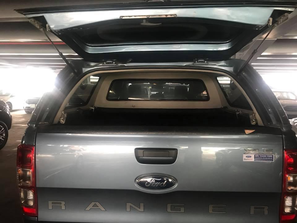 Cần bán Ford Ranger XLS 4X2 MT đời 2015, màu xanh lam, giá thỏa thuận, hỗ trợ vay ngân hàng hotline: 090.12678.55