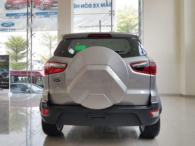 Bán Ford EcoSport Trend AT đời 2018, màu bạc giá cạnh tranh