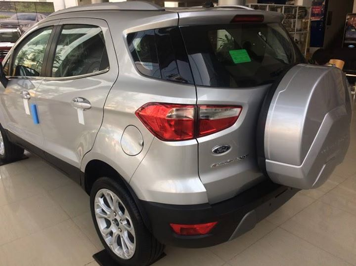 Bán xe Ford EcoSport Titanium 1.5L AT 2019, đủ màu sắc, xe giao ngay, giá cực tốt, LH ngay: 091.888.9278