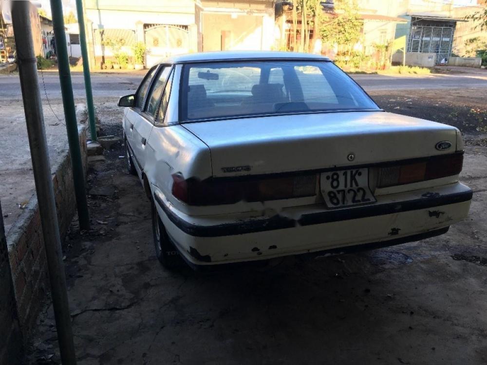 Bán ô tô Ford Tempo 2.3 MT năm 1990, màu trắng, nhập khẩu nguyên chiếc, giá chỉ 30 triệu