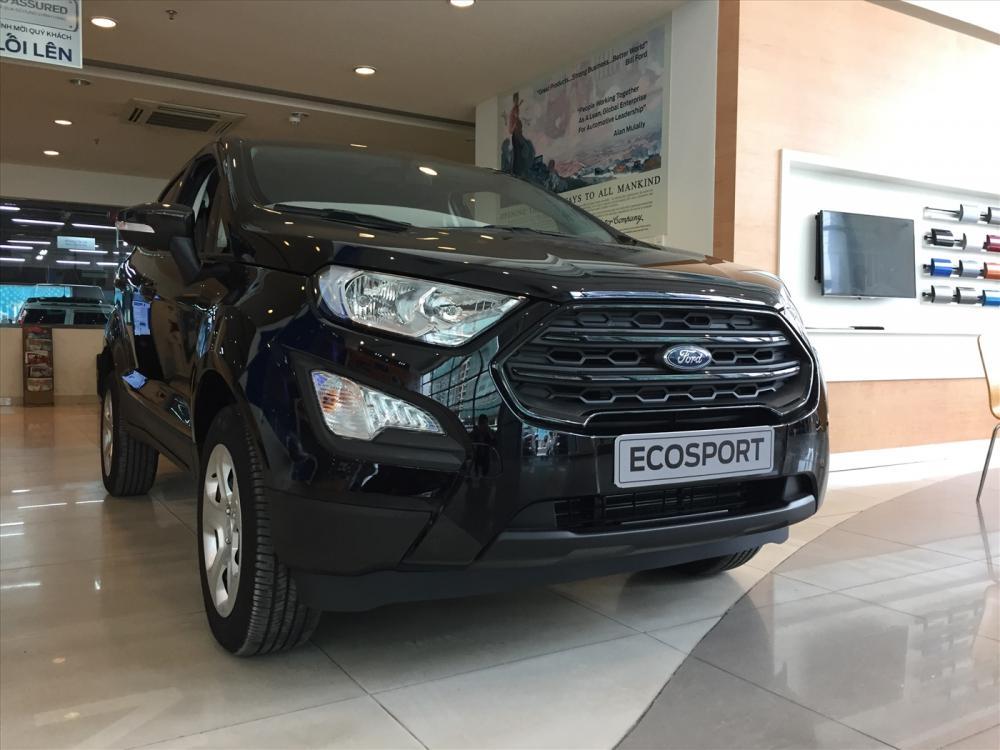 Cần bán xe Ford EcoSport Trend 2018, hỗ trợ trả góp tơi 80% - LH 0987987588 tại Điện Biên