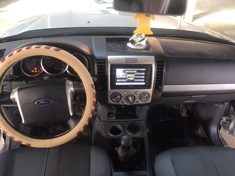 Bán ô tô Ford Everest Limited đời 2014, màu bạc