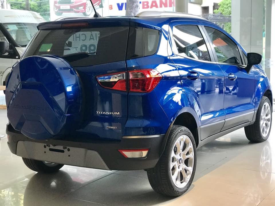 Bán xe Ford EcoSport Ambiente 1.5L 2019, giá rẽ nhất thị trường, hỗ trợ vay vốn lãi suất thấp, LH ngay: 0935437595