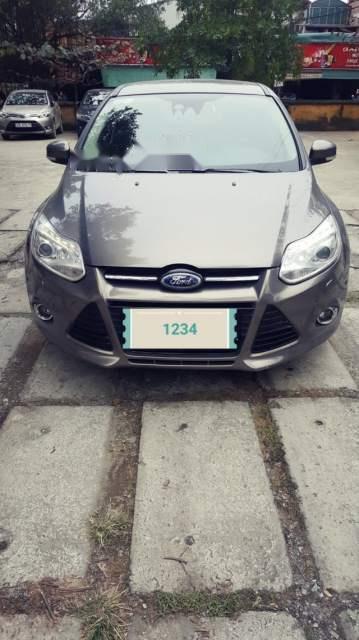 Cần bán gấp Ford Focus 2.0S đời 2014, màu xám, chính chủ