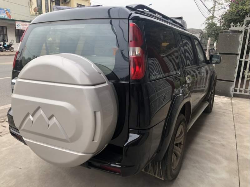 Bán xe Ford Everest Limited đời 2010, màu đen chính chủ giá cạnh tranh
