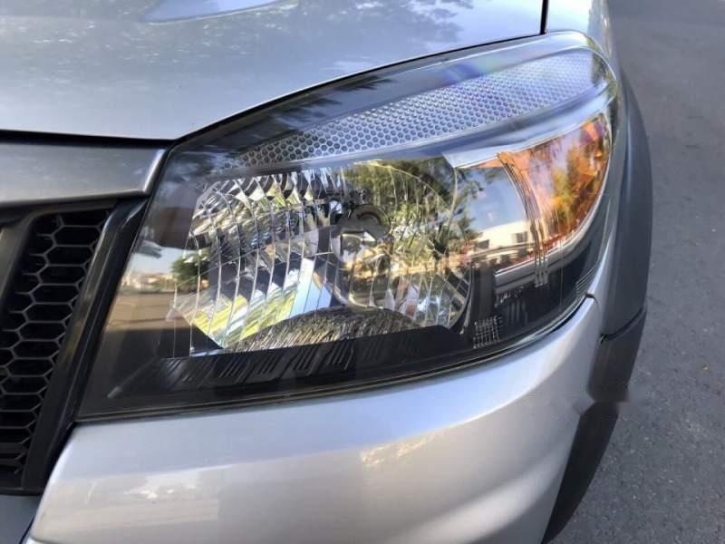 Bán xe Ford Ranger 4x4 2010, màu bạc, giá chỉ 345 triệu