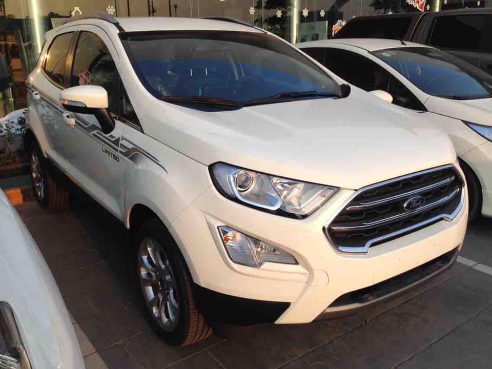 Cần bán xe Ford EcoSport Titanium, Trend và Ambiente 2019, đủ màu sắc và có xe giao ngay, LH: 0918889278 để được tư vấn