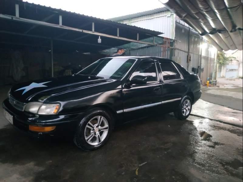 Bán Ford Tempo đời 1987 đăng ký 1993, màu đen, sơn nhà hơi xấu, nhập khẩu nguyên chiếc
