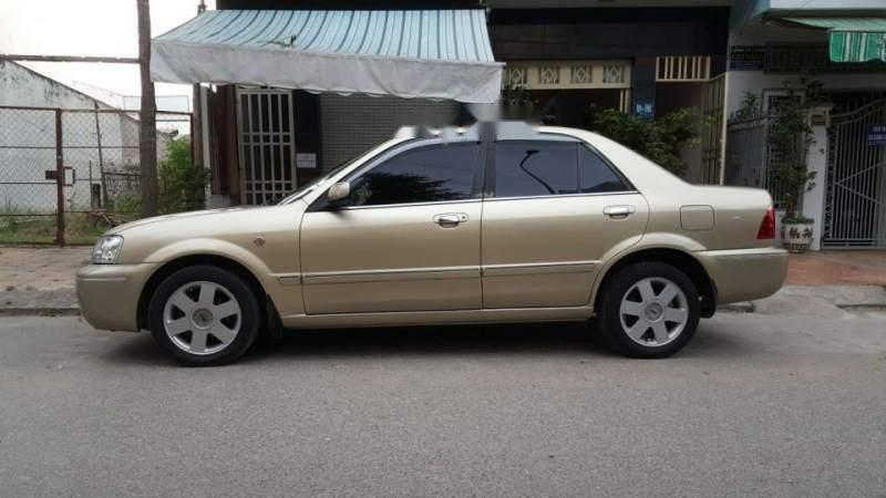 Cần bán Ford Laser, đời 2003 số sàn, giá 165tr