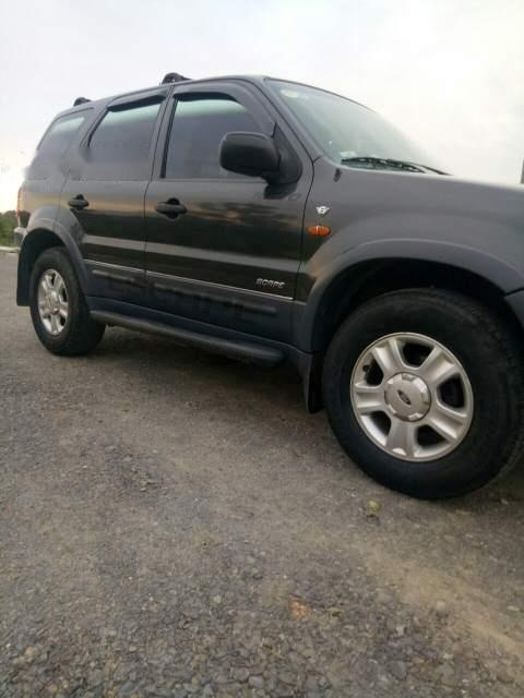 Cần bán lại xe Ford Escape 3.0 sản xuất 2002 số tự động