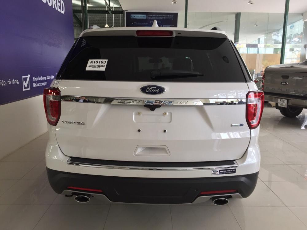 Bán xe Ford Explorer model 2019 , nhập khẩu, trả trước 20%, giao ngay