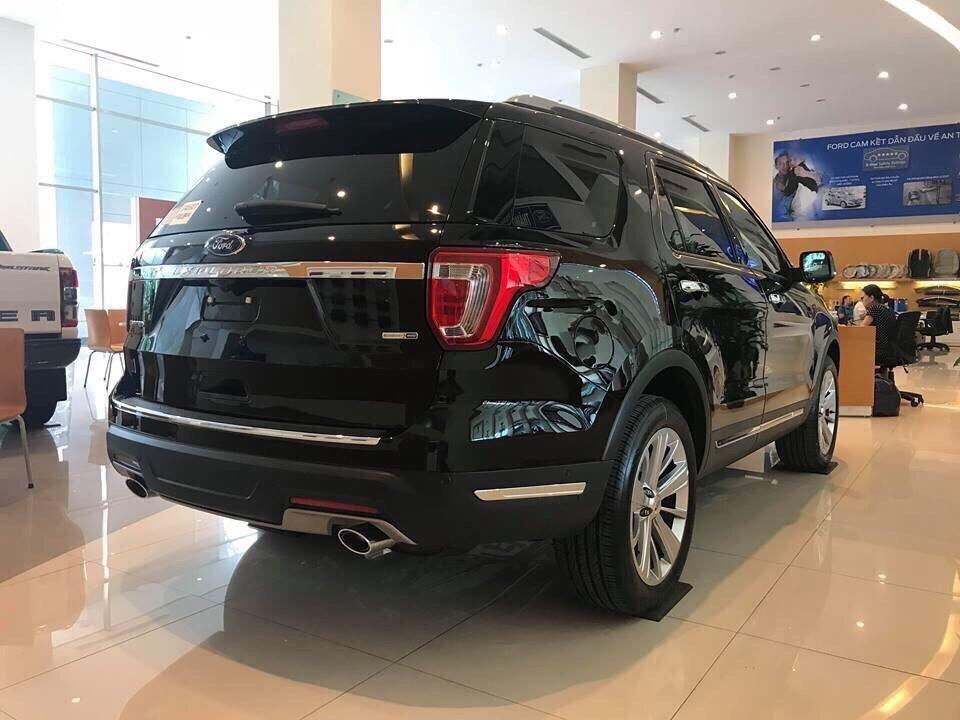 Ford Explorer model 2019, trả trước 10%, giao ngay
