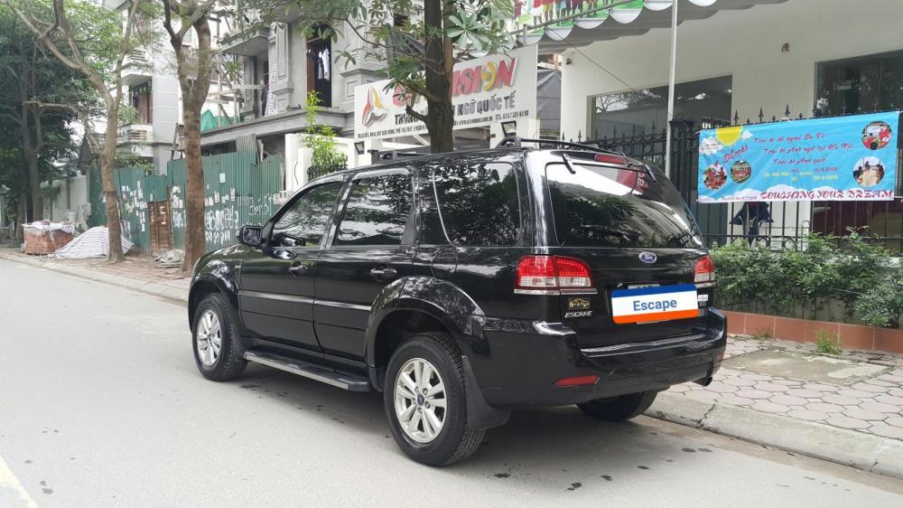 Cần bán xe Ford Escape 2.3 XLS 2009, màu đen