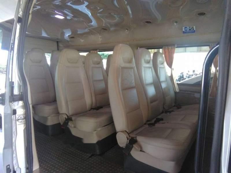 Bán Ford Transit Luxury đời 2014, chính chủ