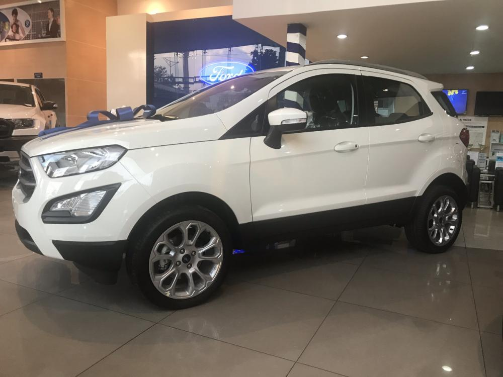 Bán Ford EcoSport Trend 2019, tặng full phụ kiện kèm tiền mặt