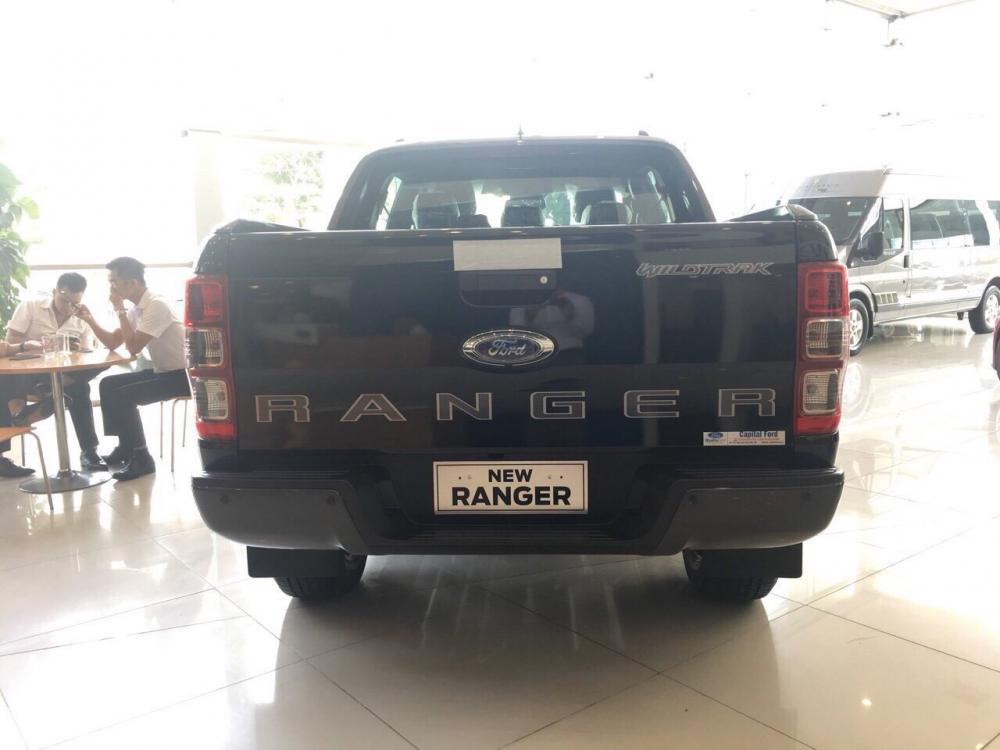 Đại lý xe Ford An Đô bán Ford Ranger Wildtrak 2.0 Turbo 4x2 AT nhập khẩu Thái Lan, giảm tiền mặt, tặng nắp thùng