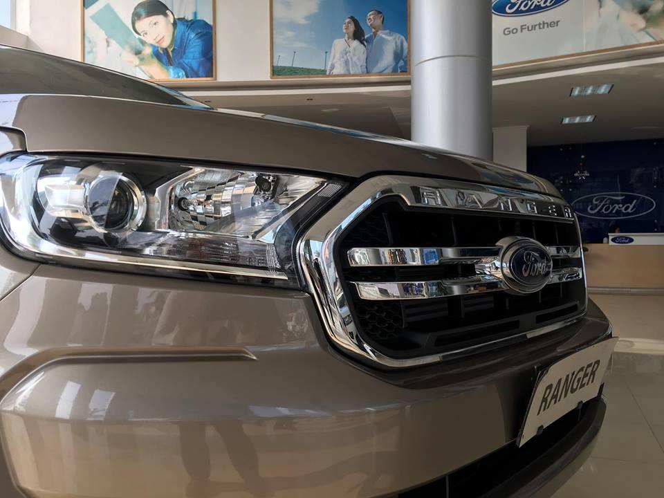 Đại lý xe Ford An Đô bán xe Ford Ranger XLT 4x4 AT/MT, nhập khẩu Thái Lan, giao xe ngay, hỗ trợ trả góp tại Bắc Giang