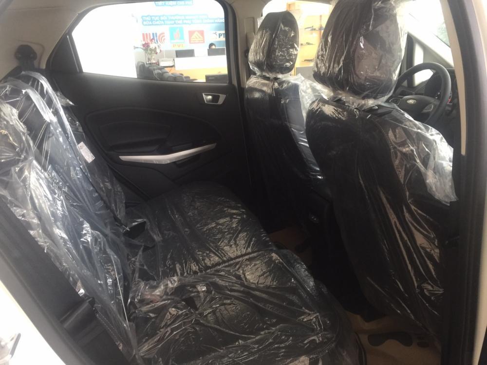 Bán Ford EcoSport Titanium 1.0L Ecoboost sản xuất 2019, màu trắng