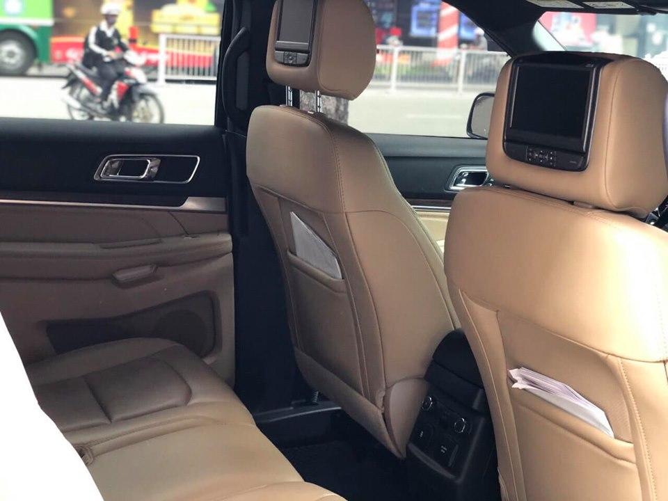 Cần bán Ford Esplorer Explorer 2017, màu xám, nhập khẩu nguyên chiếc