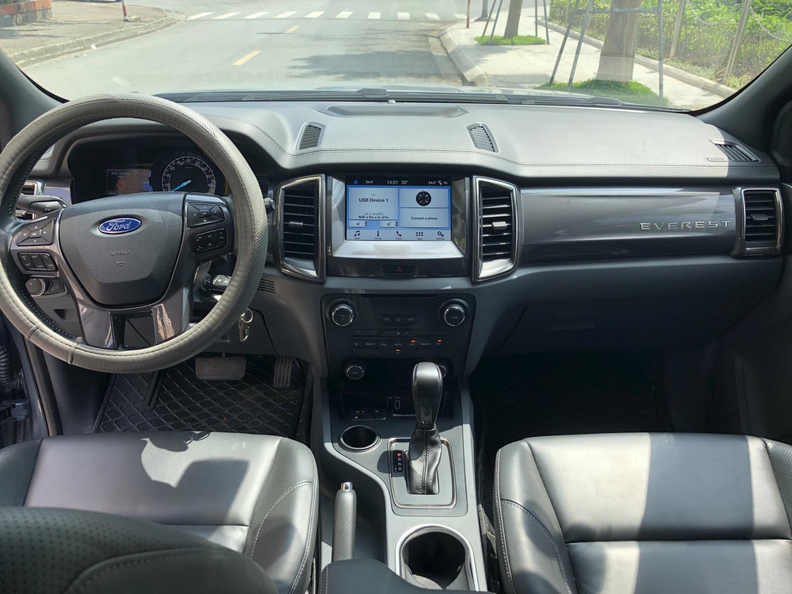 Ford Everest 2.2 AT Titanium 2016 đk 2017