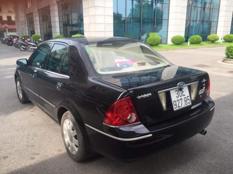 Bán Ford Laser 1.8AT 2005, màu đen
