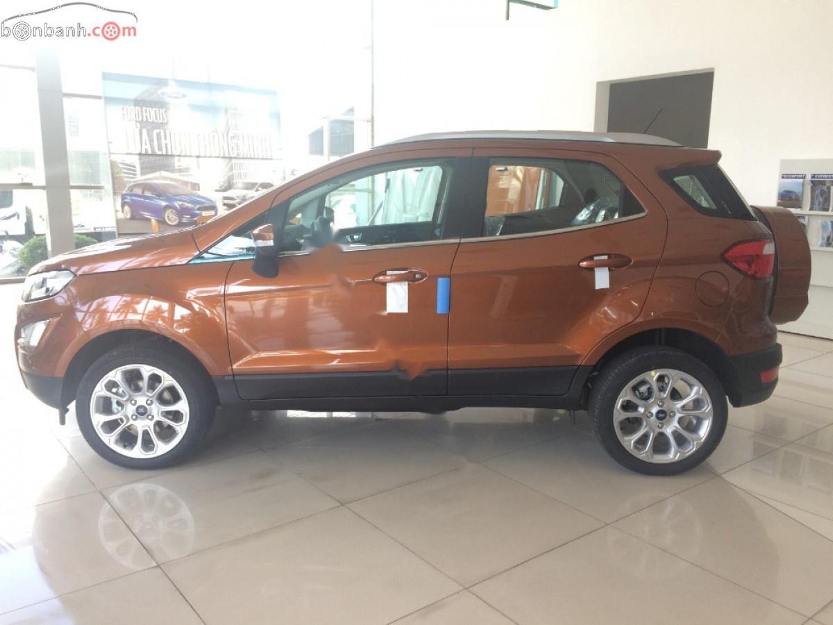 Bán Ford EcoSport Titanium 1.5 AT sản xuất 2019, giá chỉ 605 triệu