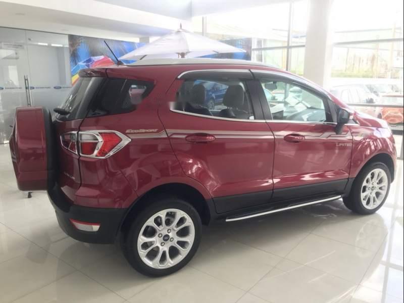 Bán Ford Ecosport thương hiệu đến từ Mỹ, tiết kiệm nhiên liệu