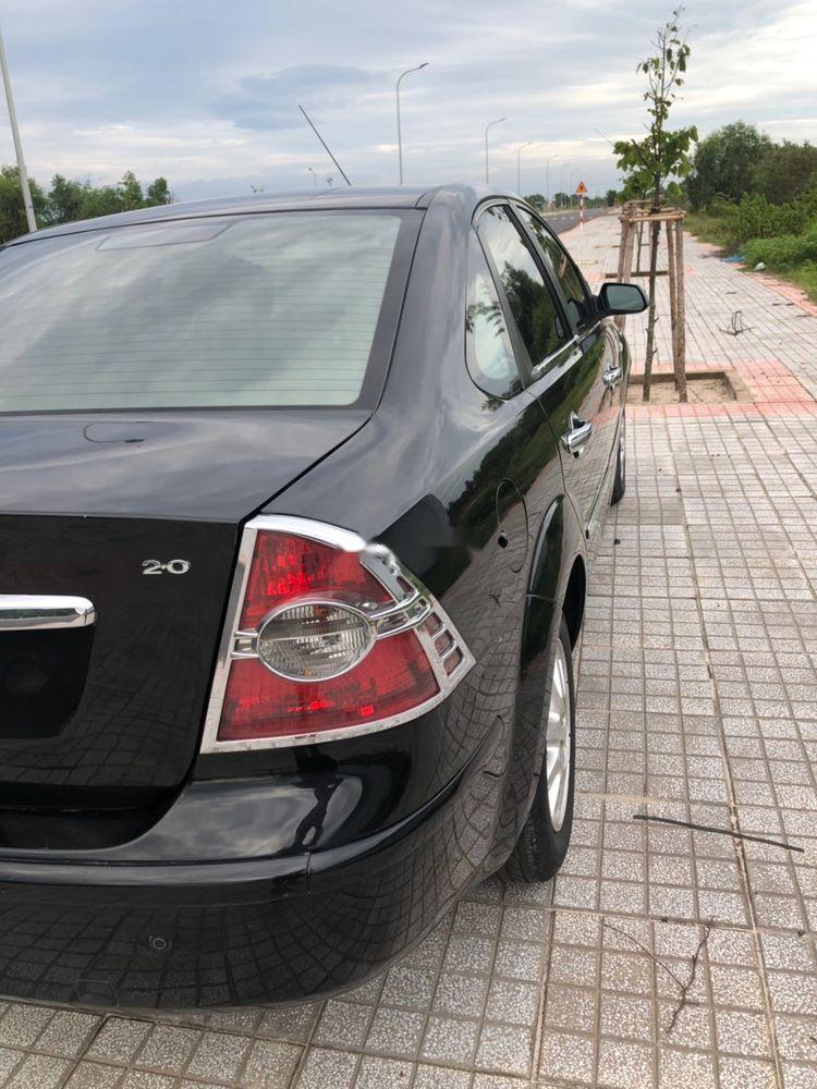 Bán Ford Focus năm 2007, màu đen