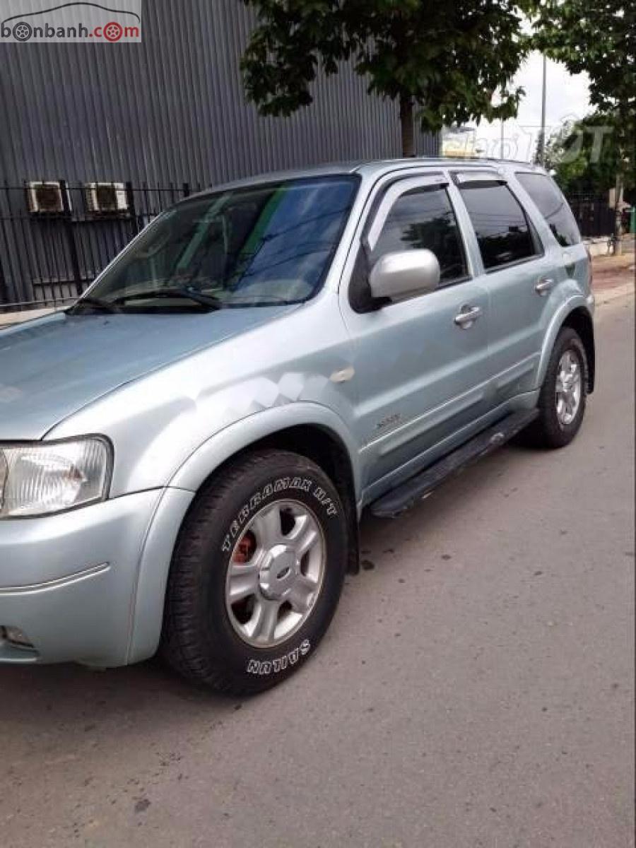 Cần bán Ford Escape sản xuất 2002, xe nhập