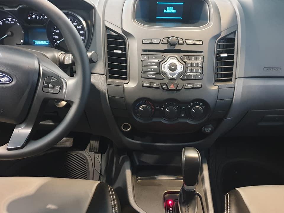 Bán xe Ford Ranger XLS AT năm 2016, màu kem (be), xe nhập, giá 554tr
