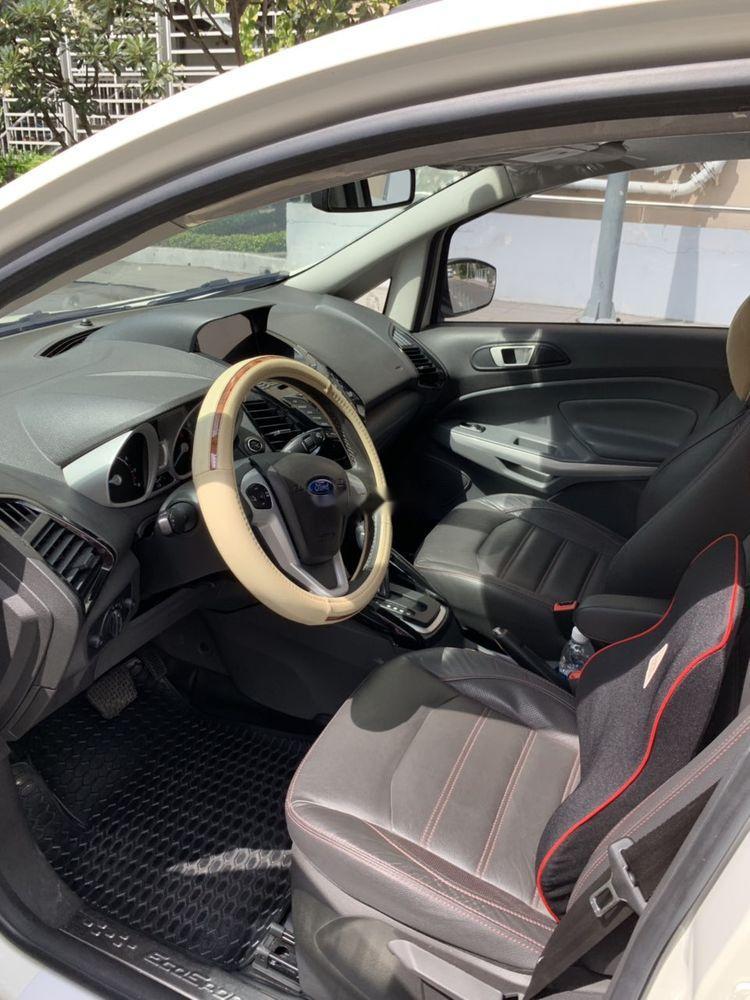 Bán Ford EcoSport Titanium 1.5AT sản xuất năm 2017, màu trắng